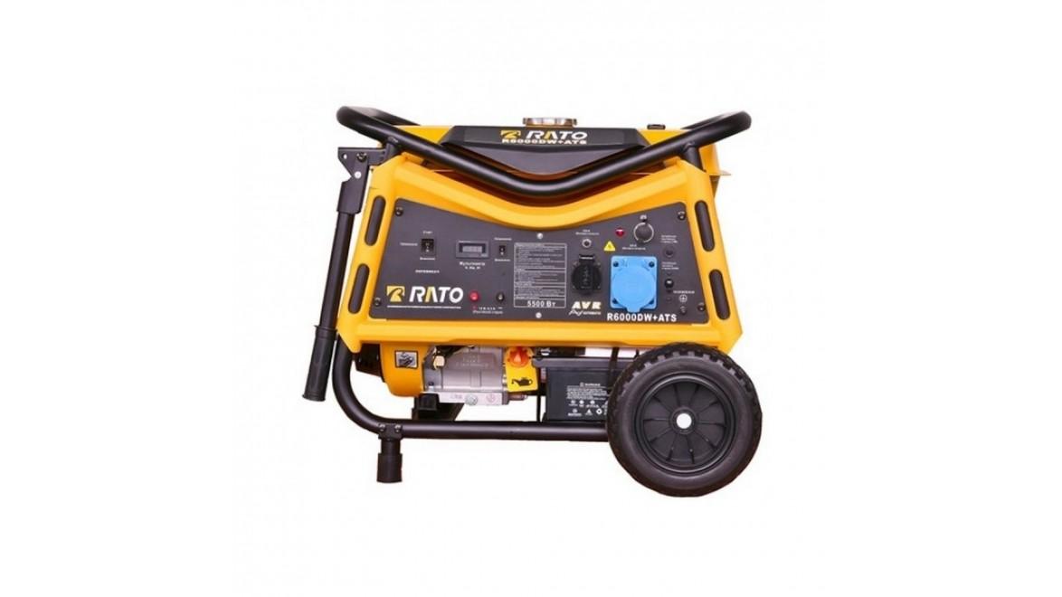 Бензиновый генератор Rato R6000WЕА