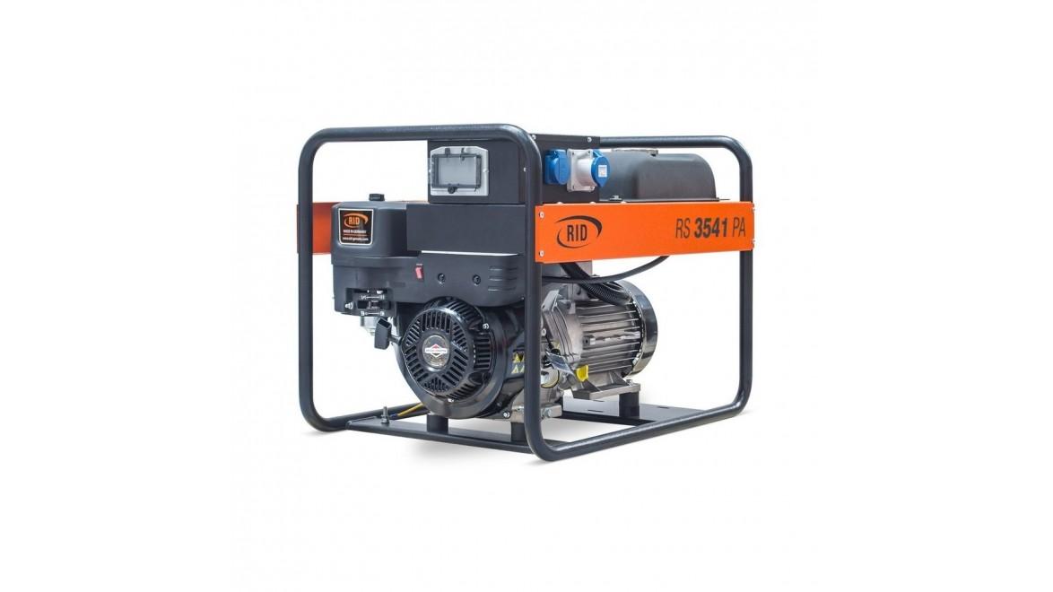 Бензиновый генератор RID RS 3541PAE