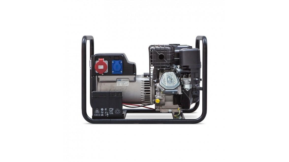 Бензиновый генератор RID RS 6000E