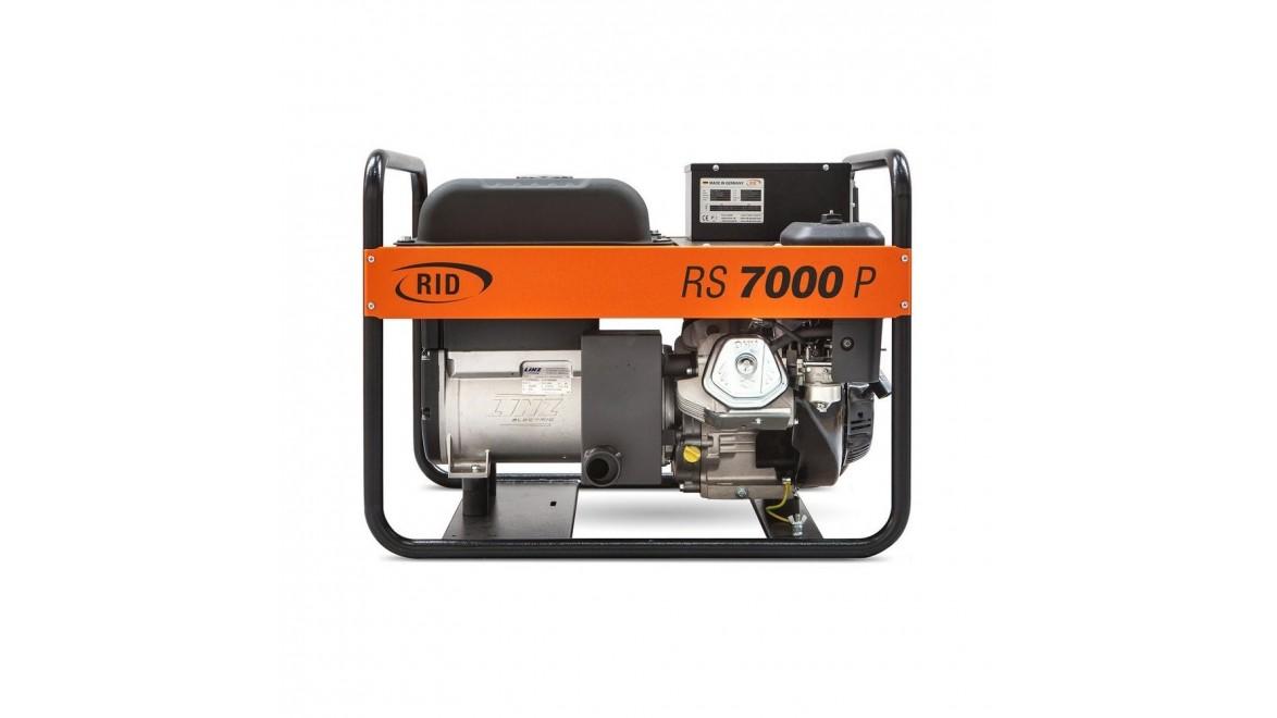 Бензиновый генератор RID RS 7000P