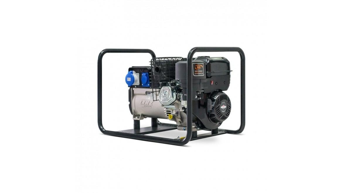 Бензиновый генератор RID RS 7001