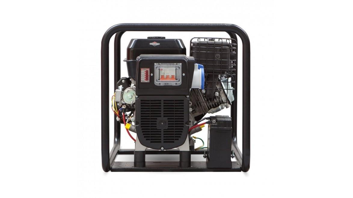 Бензиновый генератор RID RS 7001Е