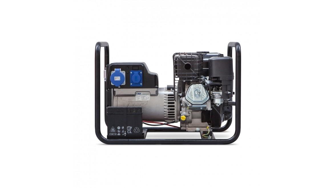 Бензиновый генератор RID RS 7001PE