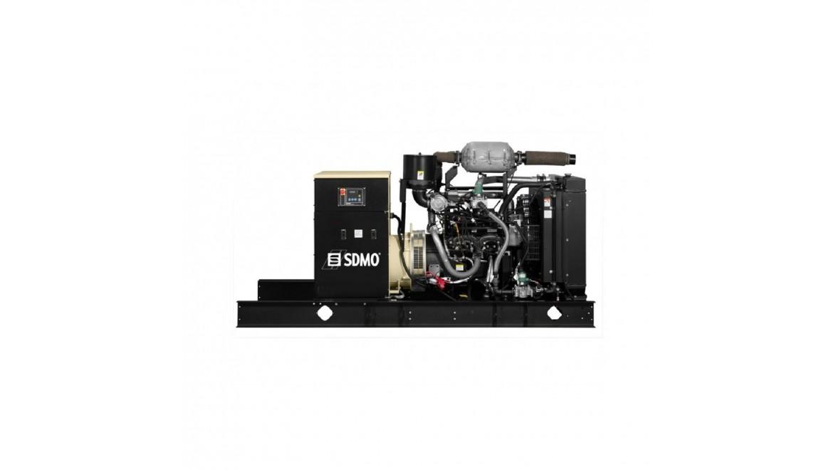 Газовый генератор SDMO GZ100 Silent
