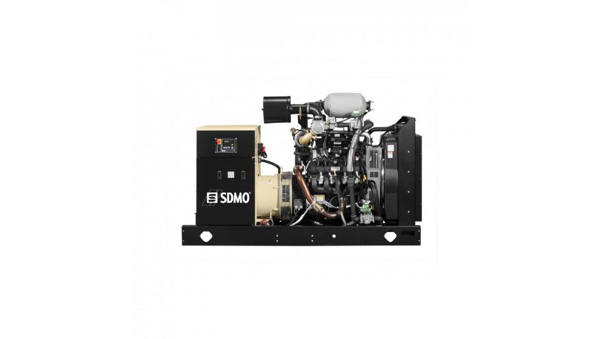 Газовый генератор SDMO GZ125 Silent