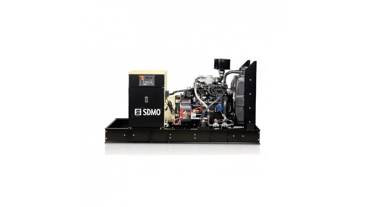 Газовый генератор SDMO GZ30 Silent