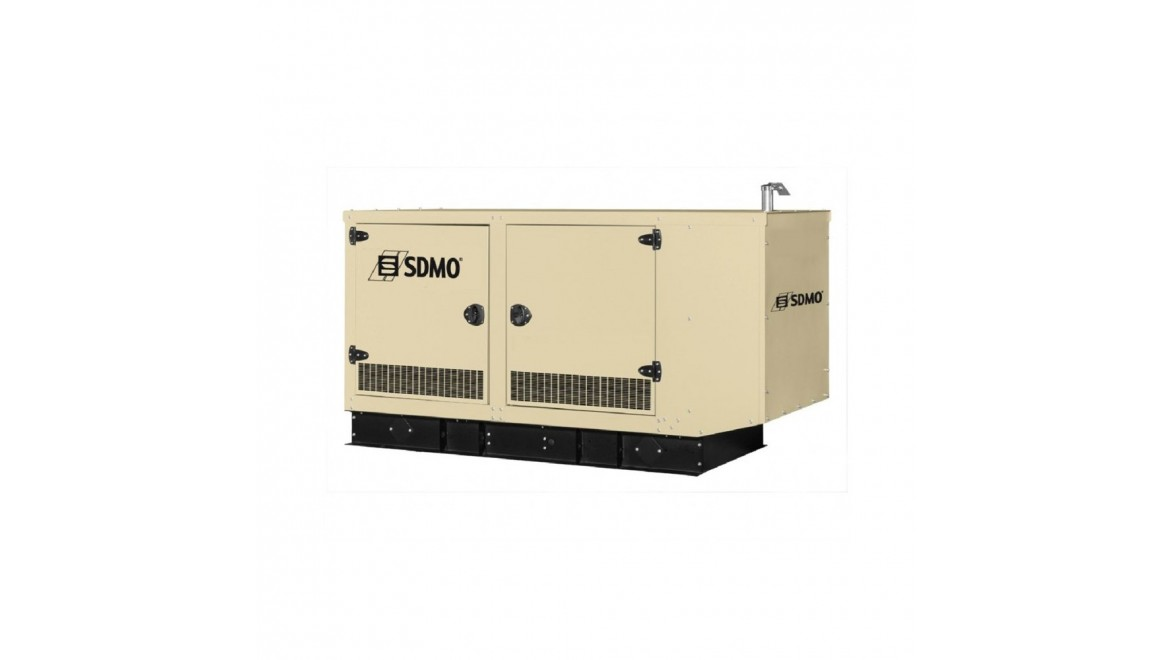Газовый генератор SDMO GZ50 Silent