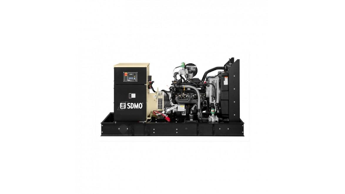 Газовый генератор SDMO GZ60 Silent