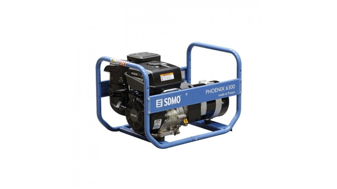 Бензиновый генератор SDMO Phoenix 6300