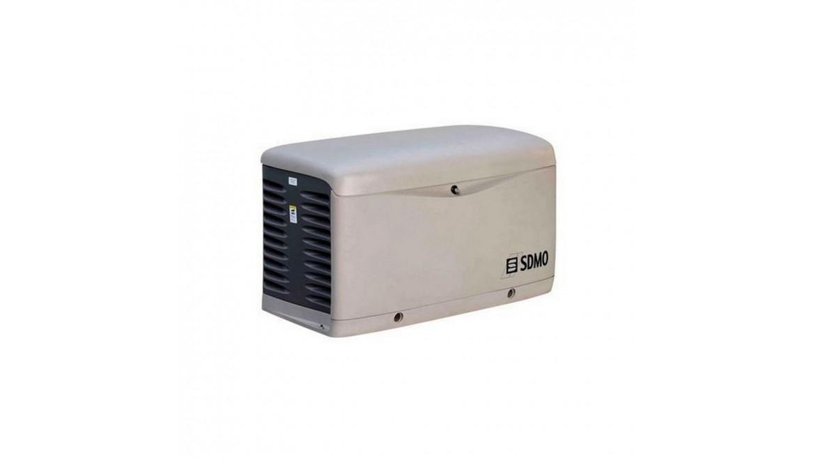 Газовый генератор SDMO RESA 14 T