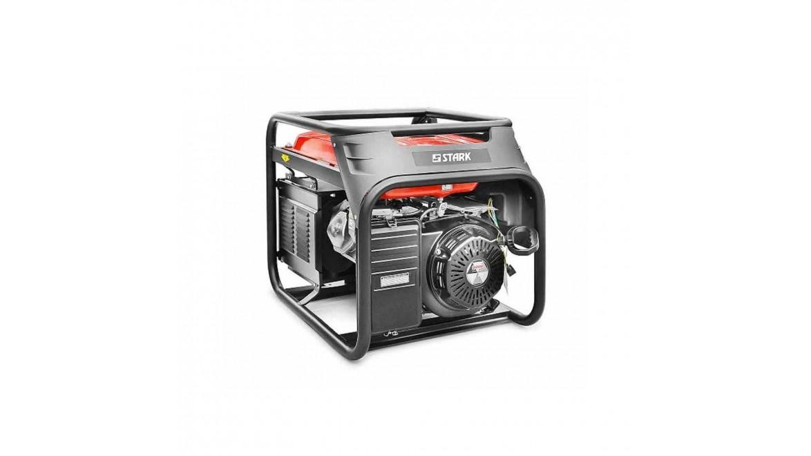 Бензиновый генератор Stark 6500 RDE PROFI