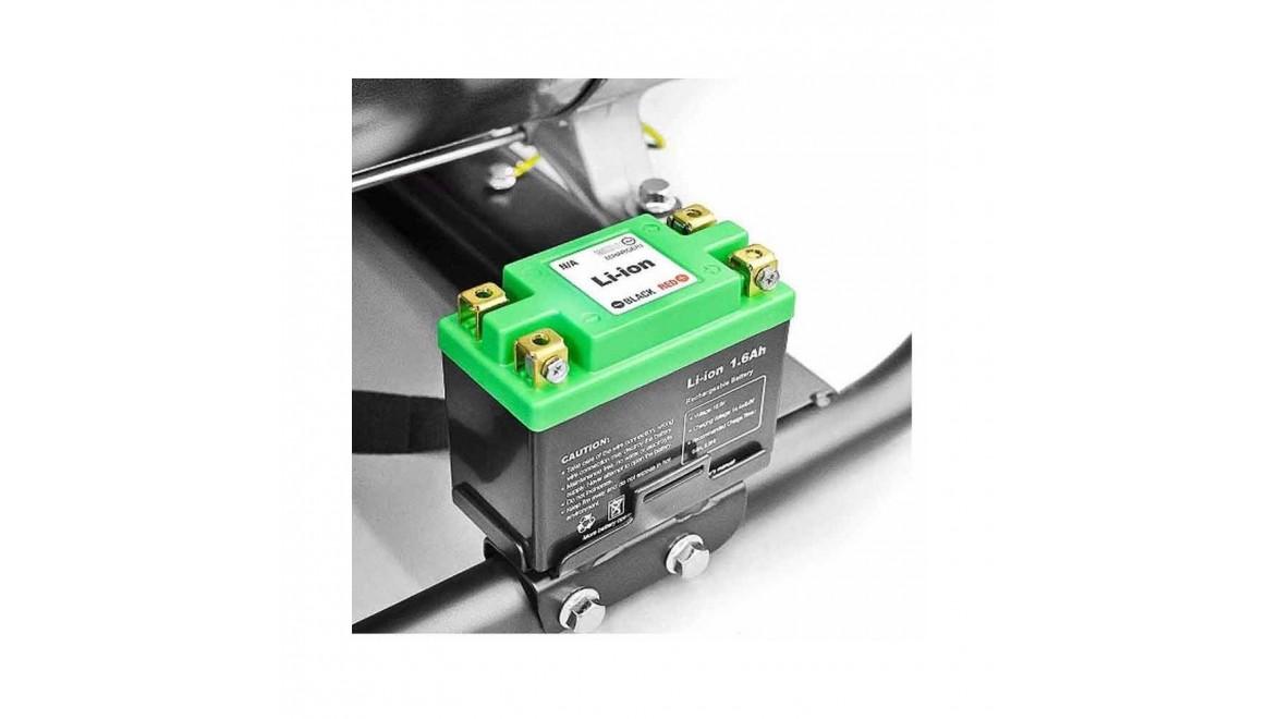 Бензиновый генератор Stark 8100 RDE PROFI