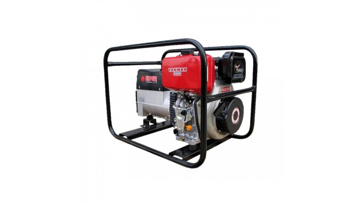 Дизельный генератор Europower EP180DX2E