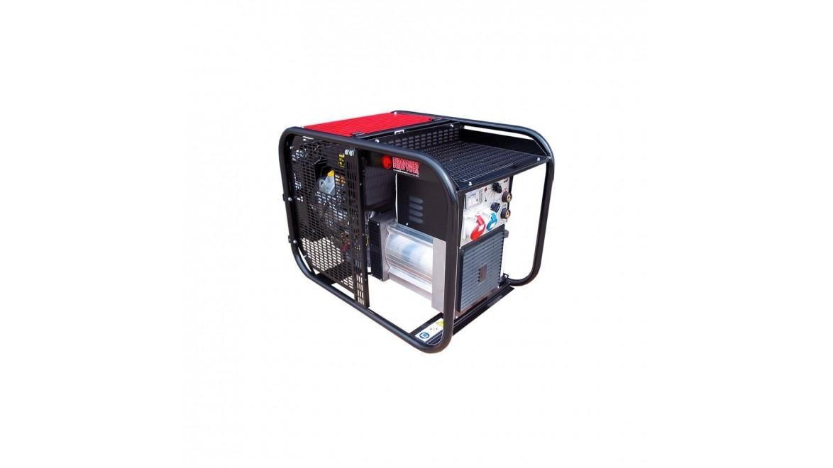 Бензиновый генераторEuropower EP400XE