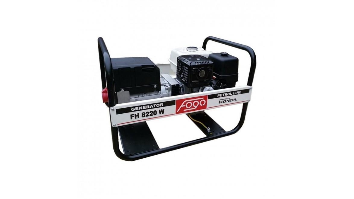 Бензиновый генераторFogo FH 8220 W