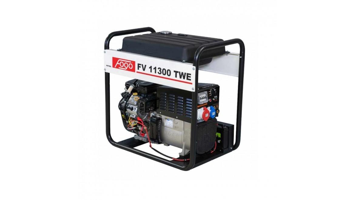 Бензиновый генераторFogo FV11300TWE