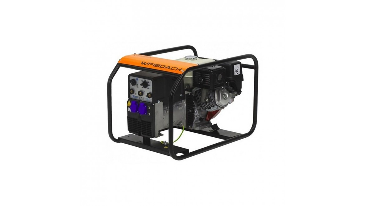 Бензиновый генераторGenerga WP180ACH