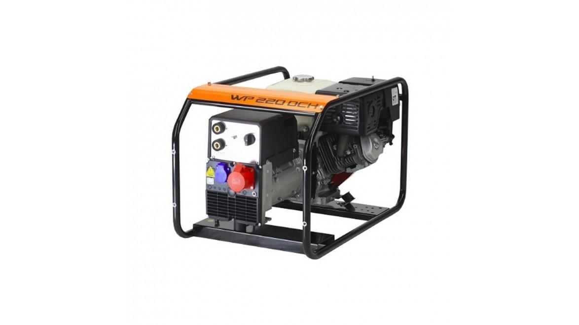 Бензиновый генераторGenerga WP220DCHE