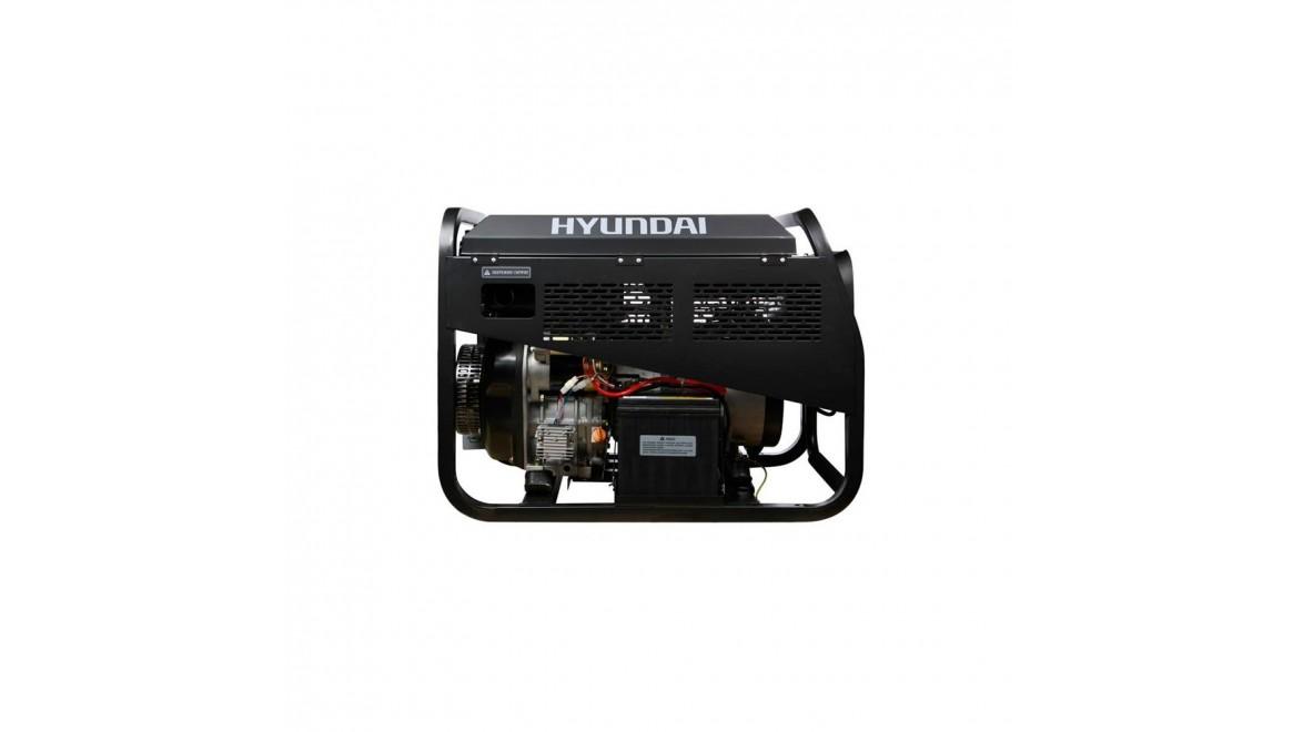 Генератор Hyundai DHYW 210 AC