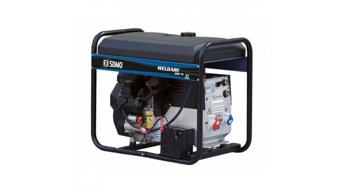 Бензиновый генераторSDMO Weldarc 330 TE XL C
