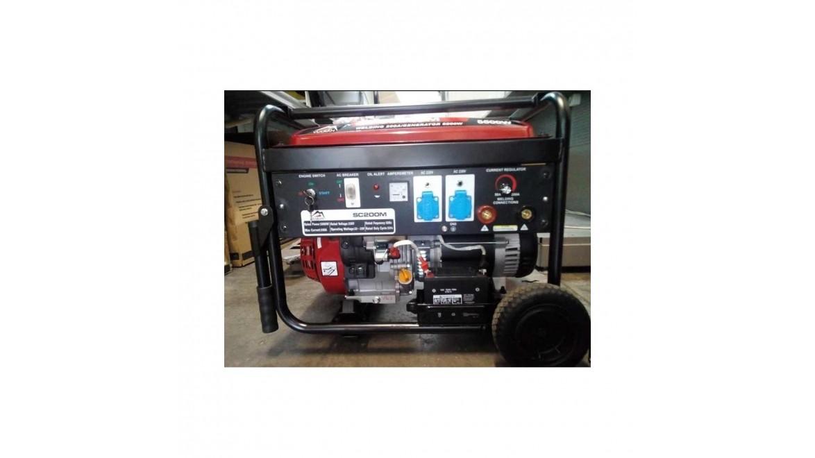 Бензиновый генераторVulkan SC200M-2
