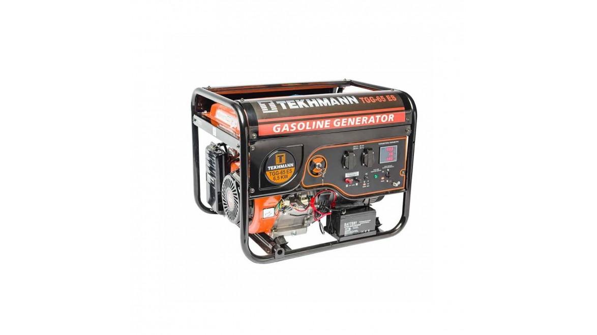 Бензиновый генератор Tekhmann TGG-65 ES