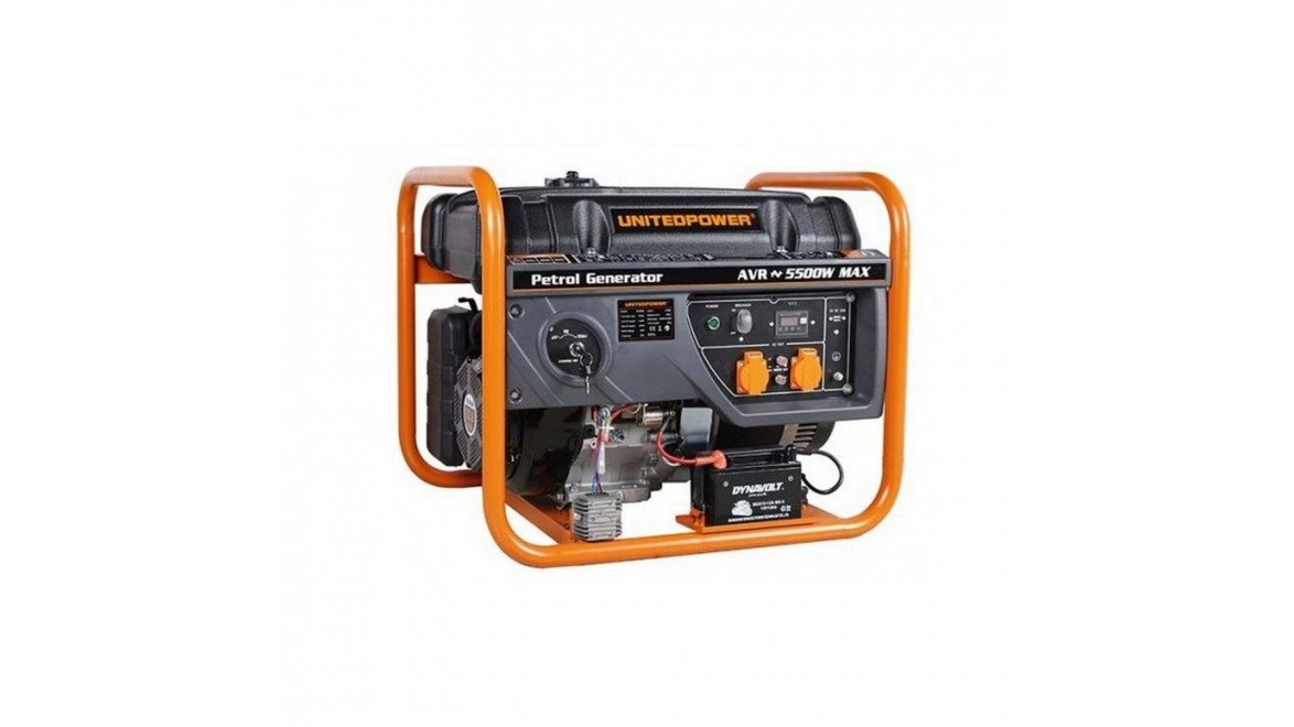 Бензиновый генератор United Power GG3400Е