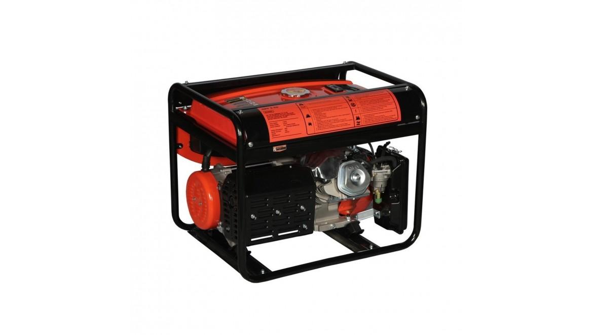 Бензиновый генератор Vitals Master EST 6.5b