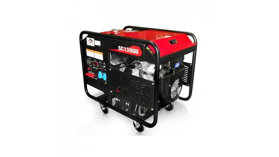 Бензиновый генератор Vulkan SC 13000