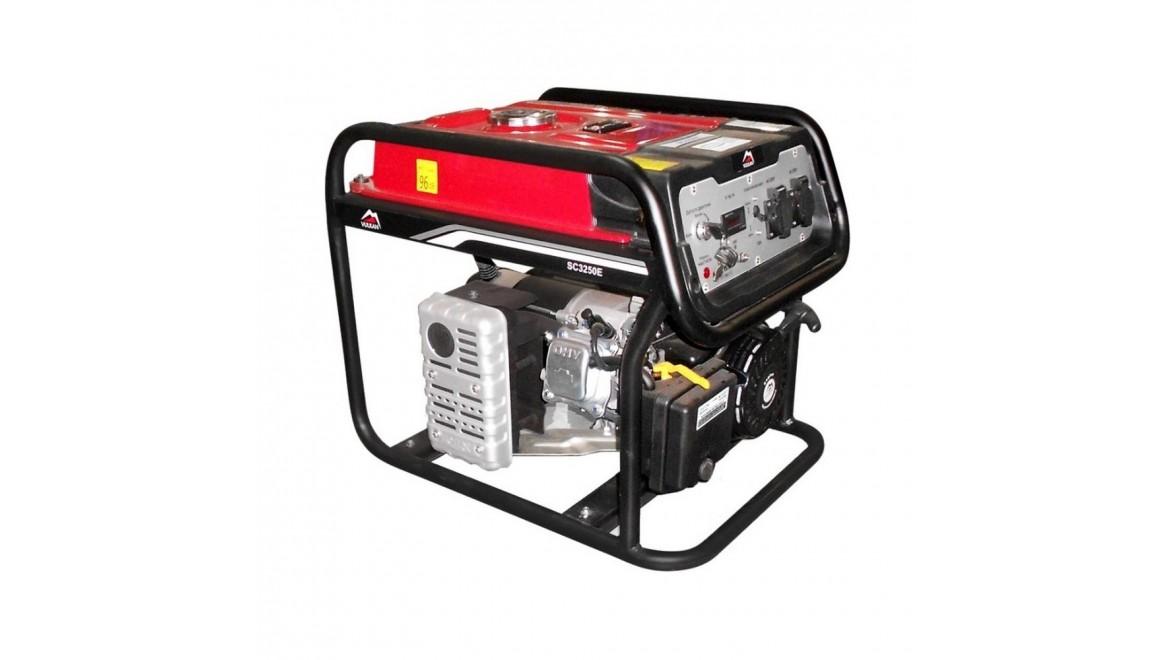 Бензиновый генератор Vulkan SC 3250 E II