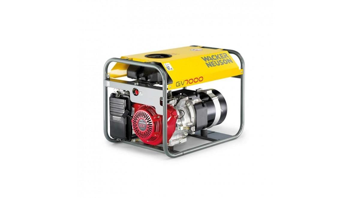 Бензиновый генератор Wacker Neuson GV 7000A