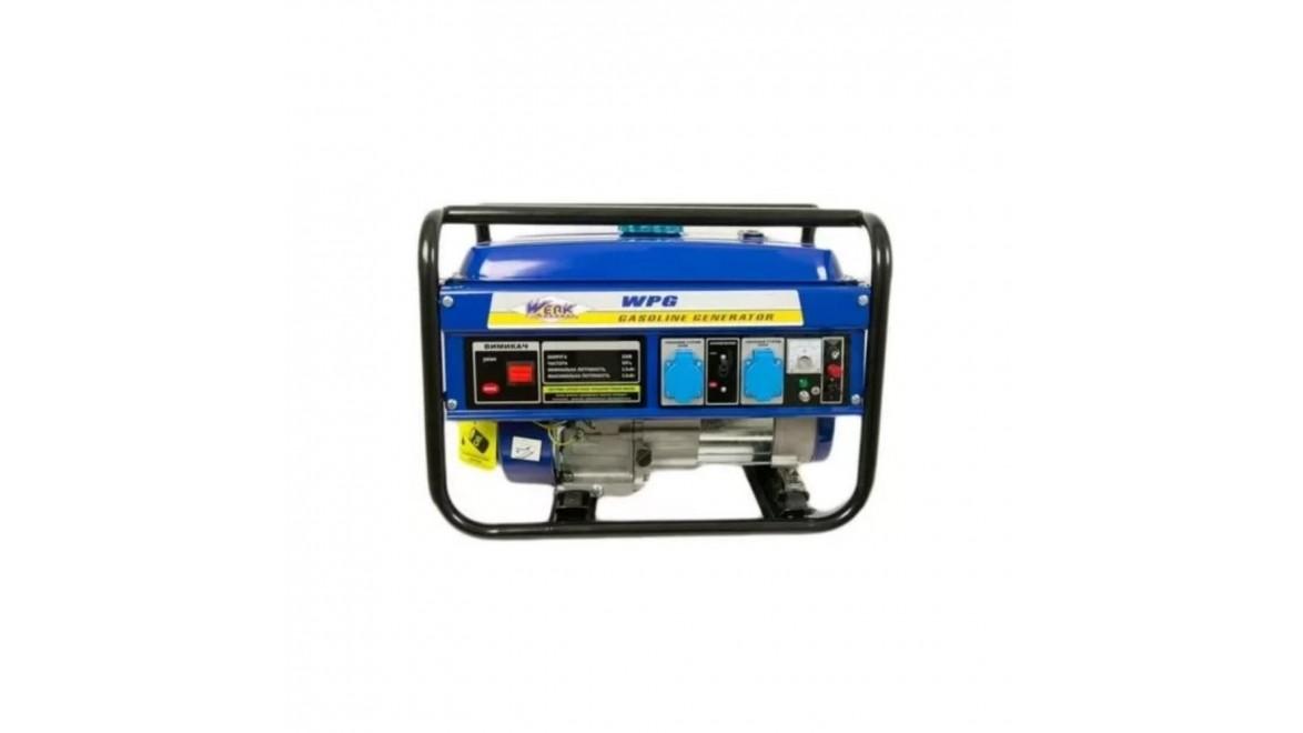 Бензиновый генератор Werk WPG3800